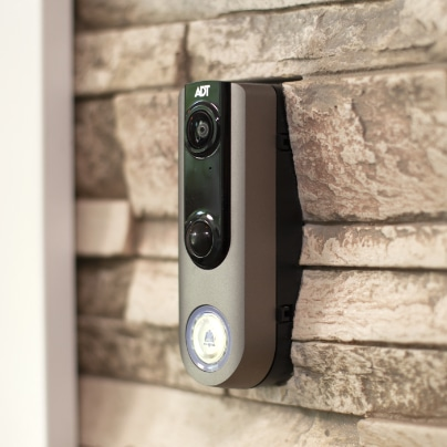 New York City doorbell security camera